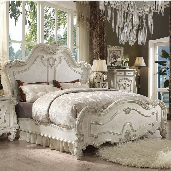 Queenies Panel Standard Bed by A&J Homes Studio