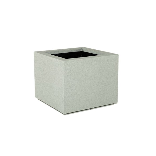 Milan Polymer Planter Box by Poly-Stone Planters