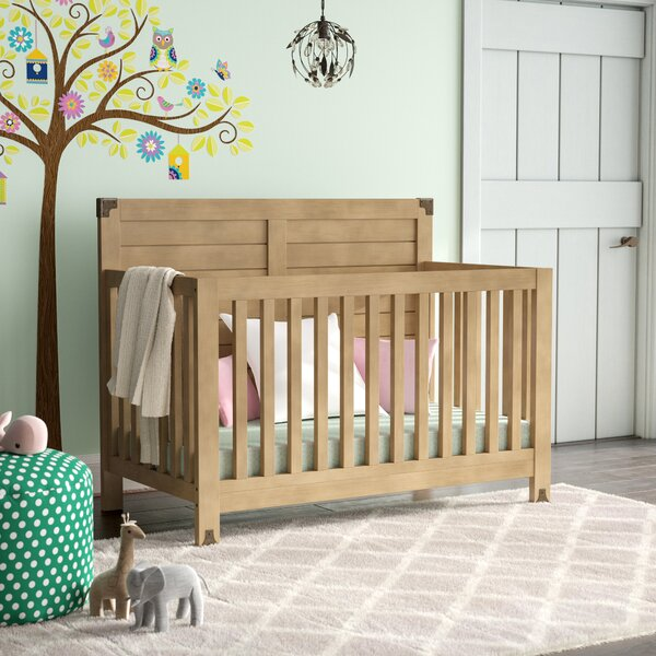 Forrest 4-in-1 Convertible Crib by Viv + Rae