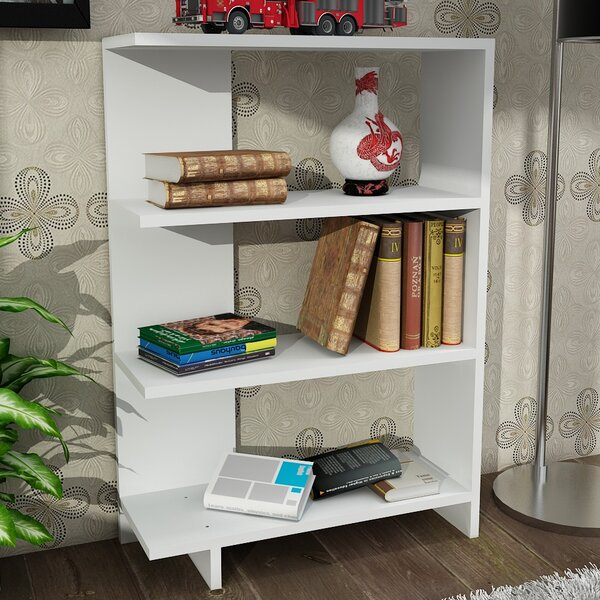Lailah Standard Bookcase by Zipcode Design