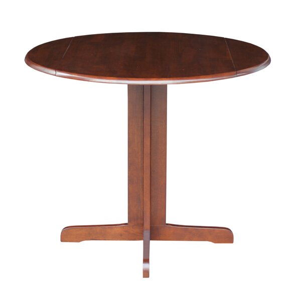 Lien Extendable Drop Leaf Dining Table by Red Barrel Studio Red Barrel Studio®