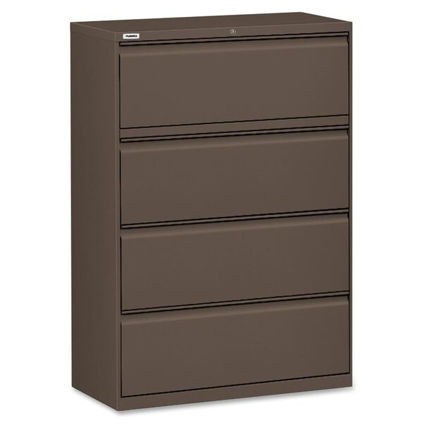 Fortress 4-Drawer Lateral File by Lorell