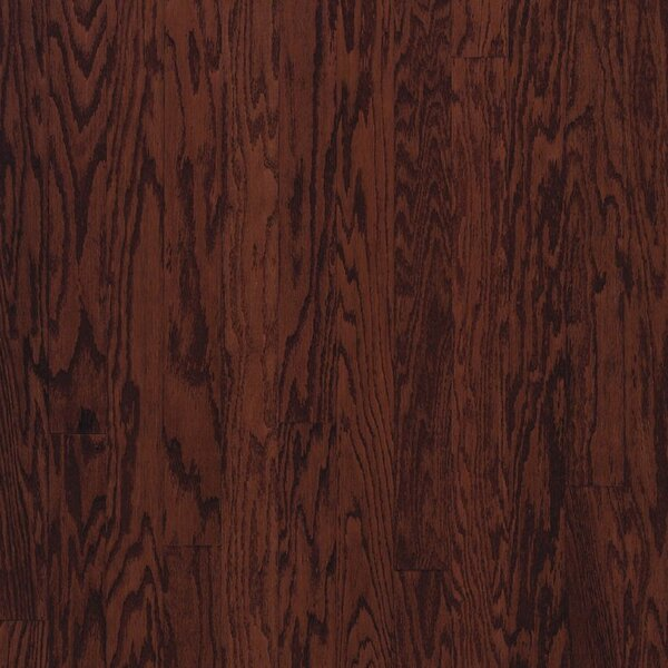 3 Engineered Red Oak Hardwood Flooring in Cherry Spice by Armstrong Flooring