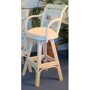 Regatta 24 Swivel Bar Stool by Spice Islands Wicker