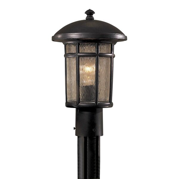 Cranston Outdoor 1-Light Lantern Head by Great Outdoors by Minka