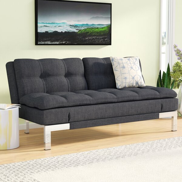 Northwest Hills Convertible Sofa by Latitude Run