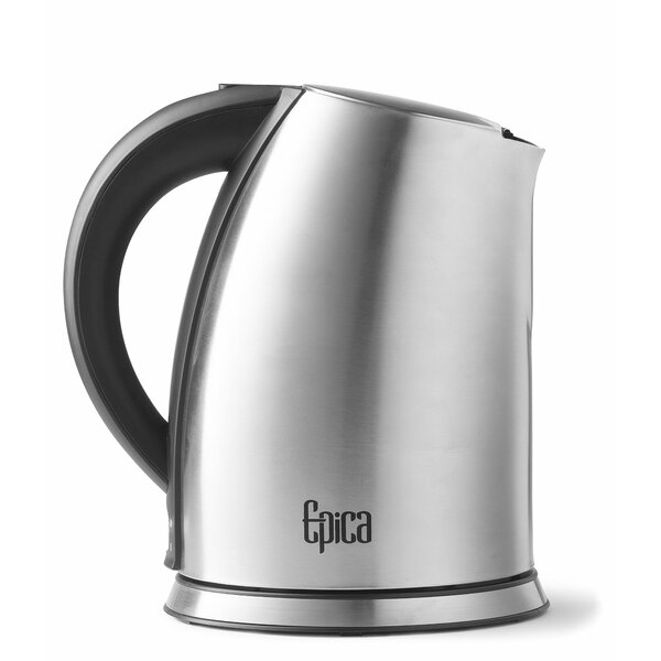 1.75-qt. Cordless Electric Stainless Steel Kettle by Epica