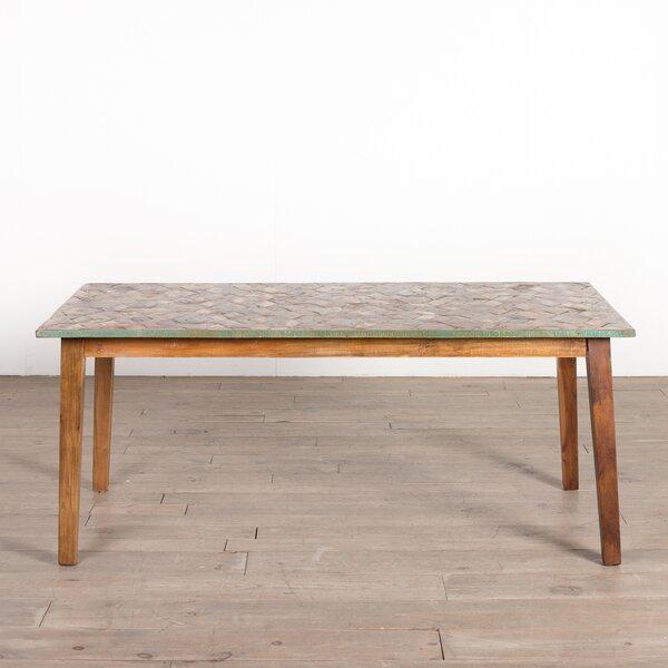 Willard Solid Wood Dining Table by Loon Peak