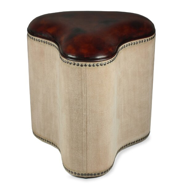 Cycle Accent Stool by Sarreid Ltd