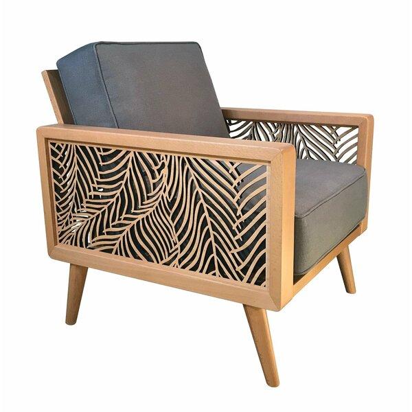 DeSoto Armchair by Bayou Breeze Bayou Breeze