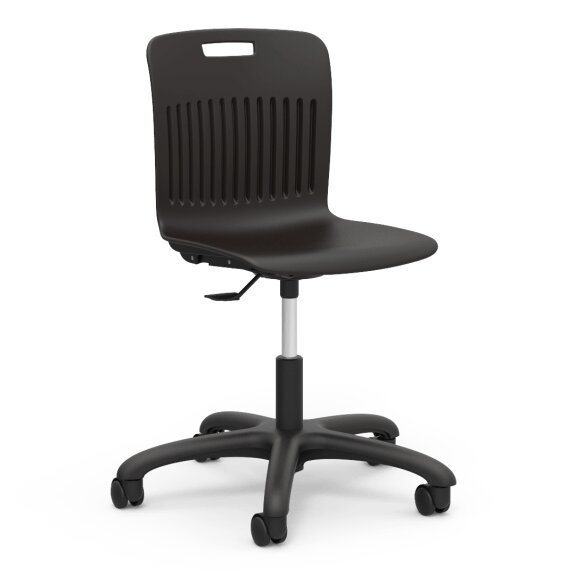 Analogy Plastic Classroom Chair by Virco