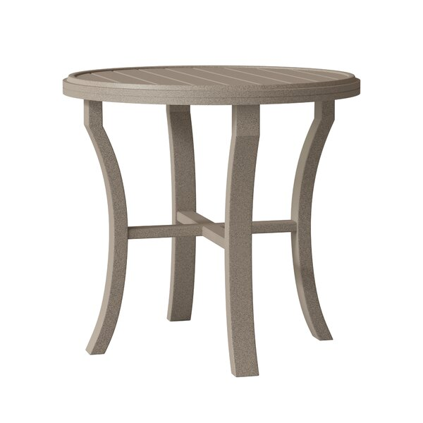Banchetto Metal Bar Table By Tropitone by Tropitone Today Sale Only