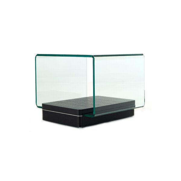 Camron Modern End Table by Orren Ellis