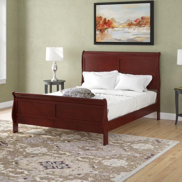 Citrana Sleigh Bedroom Set by House of Hampton
