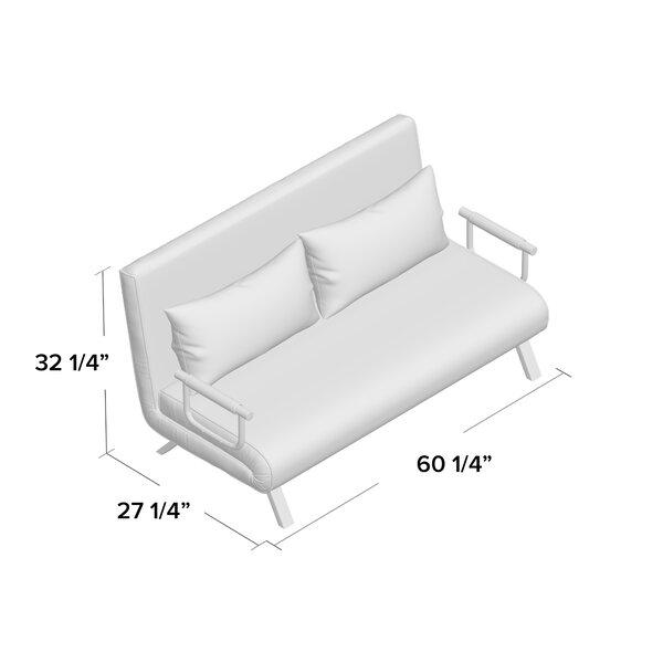 Westbury Park Sleeper Sofa by Ebern Designs