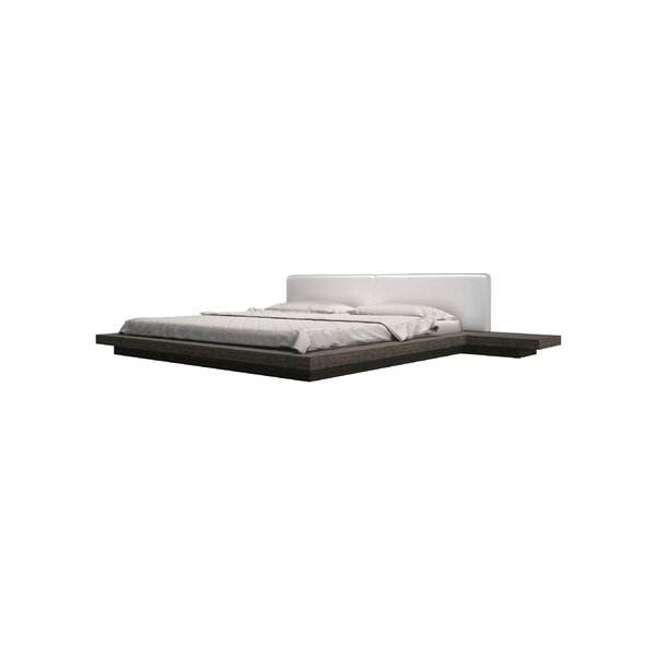 Coalville Upholstered Platform Bed by Wade Logan