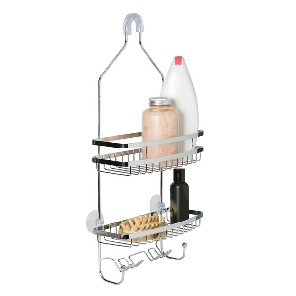Gilley Shower Caddy by Rebrilliant