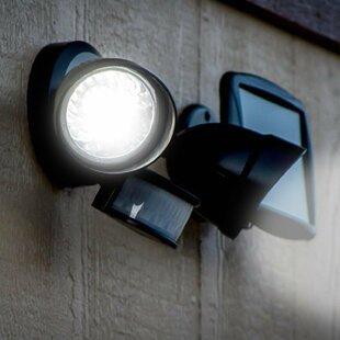 Top Reviews Solar Security 36-Light LED Outdoor Spotlight By Myfuncorp
