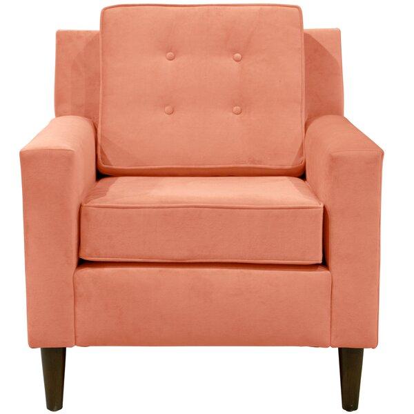 Duwayne Slipper Chair By Brayden Studio