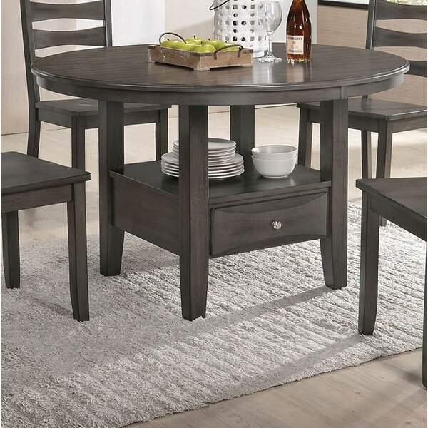 Tara Dining Table by Millwood Pines Millwood Pines