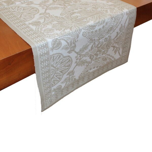 Behne Table Runner by Charlton Home