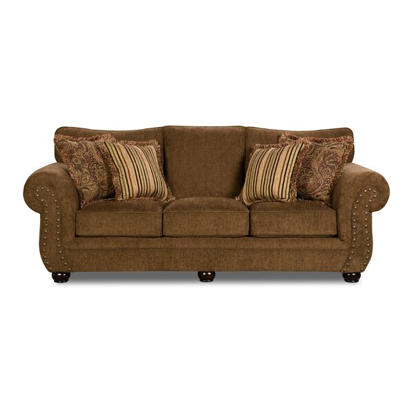 Channahon Simmons Stuart Sofa by Andover Mills