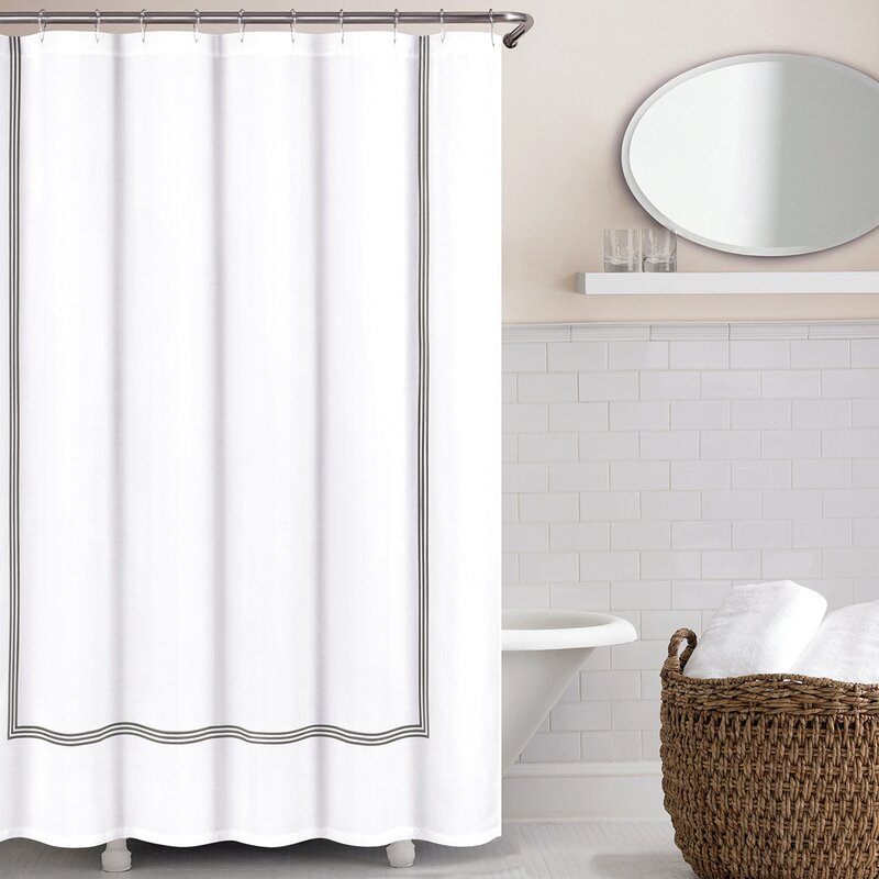 The Twillery Co Miller Shower Curtain Reviews Wayfair