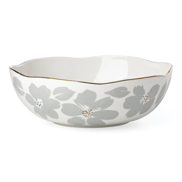 Scattered Petals Serving Bowl by Lenox