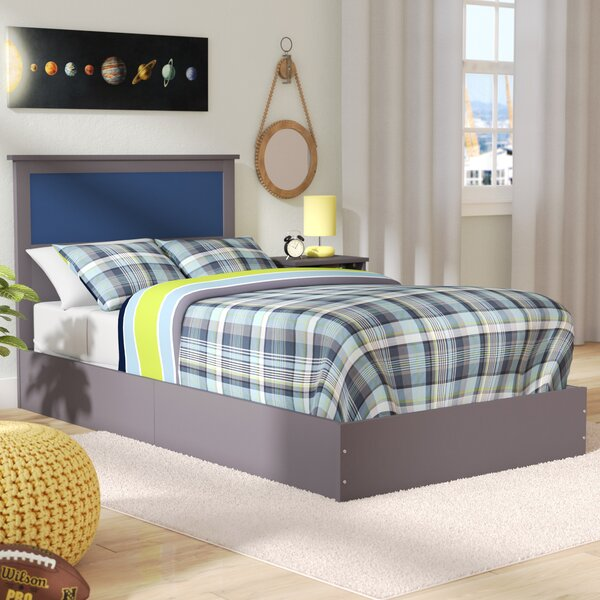 Kira Twin Panel Bed By Viv + Rae by Viv + Rae Great Reviews