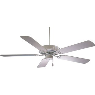 Bargain 42 Contractor 5-Blade Ceiling Fan By Minka Aire