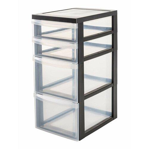 4 Drawer Filing Cabinet IRIS