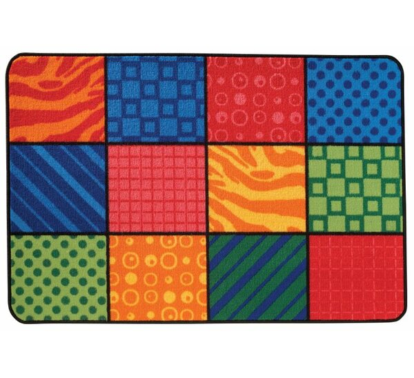 Patterns at Play Kids Rug by Kids Value Rugs