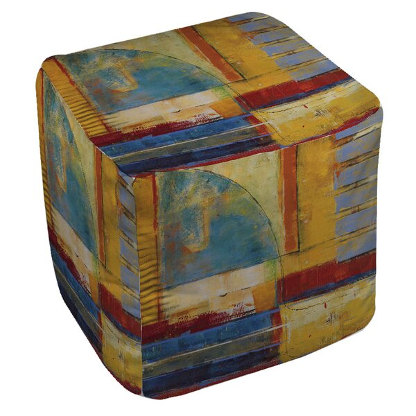 Copeland 1 Cube Ottoman by World Menagerie