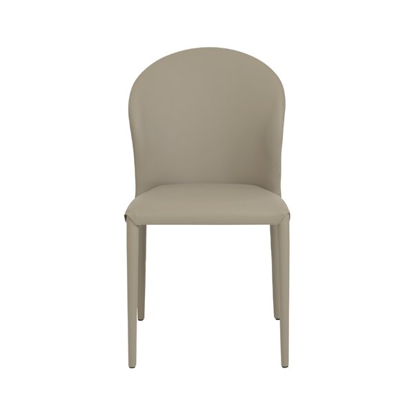 Bemott Upholstered Dining Chair (Set of 2) by Orren Ellis