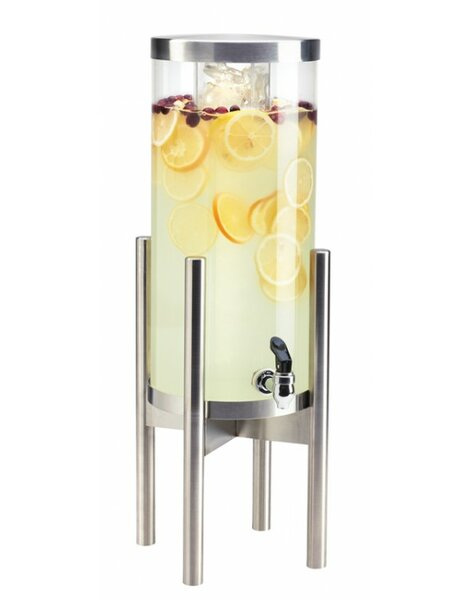 384 oz. Ice Chamber Beverage Dispenser by Cal-Mil