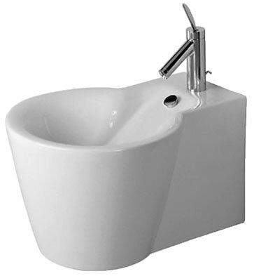 Starck 1 Wall Mount Bidet by Duravit