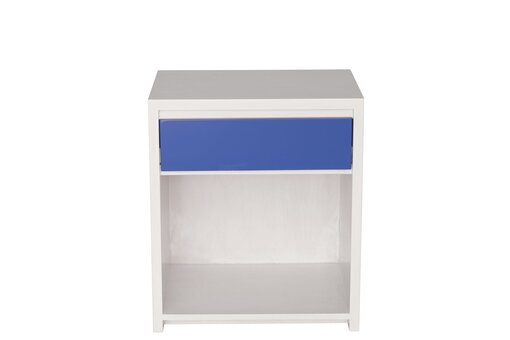 Kadon 1 Drawer Nightstand by Orren Ellis