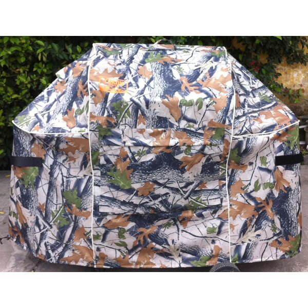 Weber Genesis E and S Series Premium Forest Grill Cover - Fits up to 60 by Yukon Glory