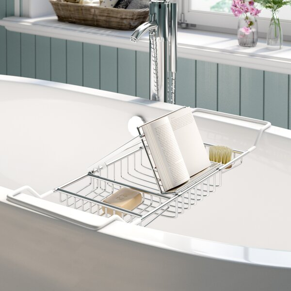 Ely Reading Rack Bath Caddy by The Twillery Co.