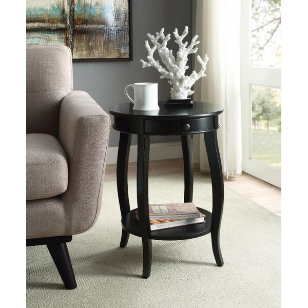 Sawin End Table By Winston Porter