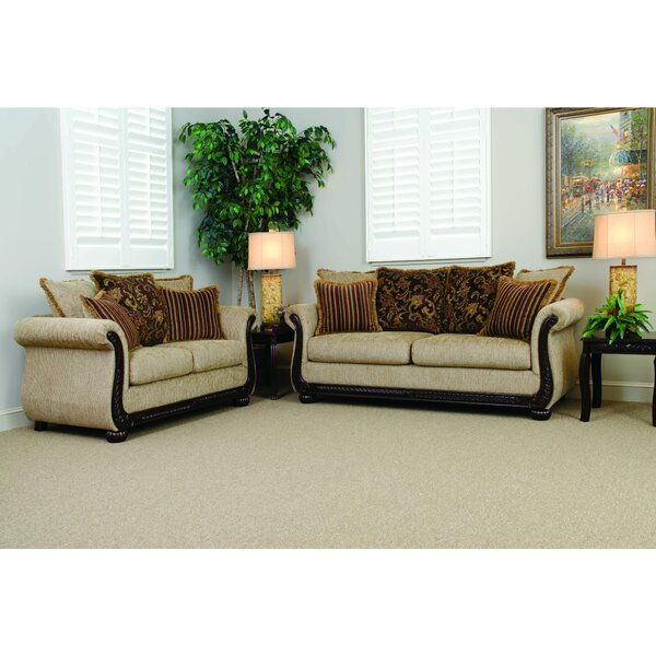 Configurable Living Room Set by Serta Upholstery