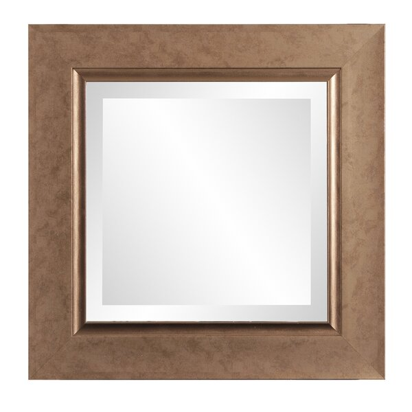 Wildes Accent Mirror by Fleur De Lis Living