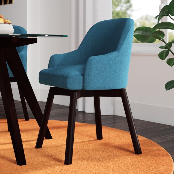 Savard Upholstered Dining Chair by Brayden Studio