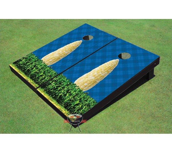 Corn Field Cornhole Board (Set of 2) by All American Tailgate