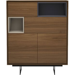 Baxter Highboard China Cabinet By Modloft