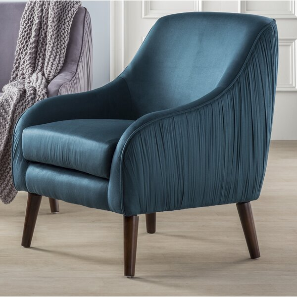 Duong Mid Century Armchair by Wrought Studio