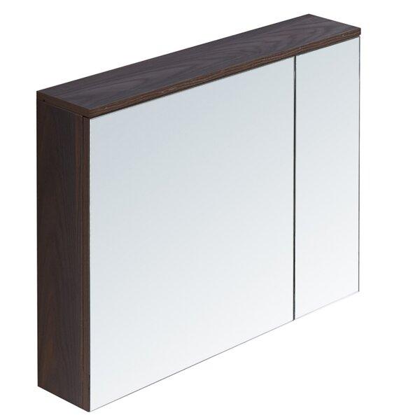 Lazar Surface Mount Framed 2 Door Medicine Cabinet