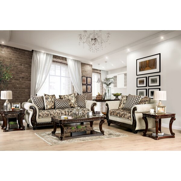 St. Theresa Configurable Living Room Set by Astoria Grand