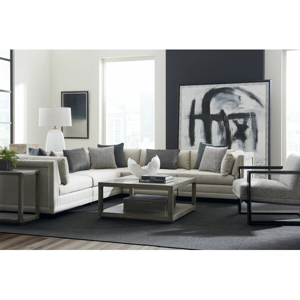 Fusion Reversible Sectional By Caracole Modern