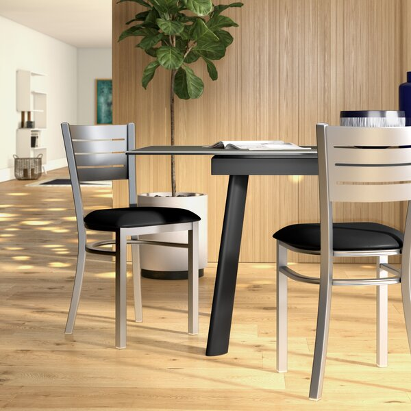 Alvera Upholstered Dining Chair by Ebern Designs